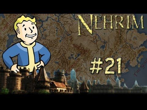 Nehrim: At Fate's Edge Walkthrough - Part 21 - Cabela's Dangerous Hunts (Oblivion Overhaul)