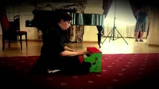 Toy Piano Sonata no. 1, mvt I, Presto Mateusz Dobrowolski