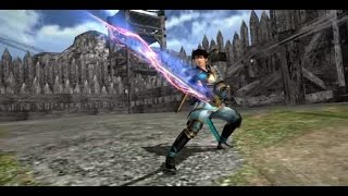 Samurai Warriors Chronicles 3 - Easy High Score Challenge Mode Method (10,000+ points)