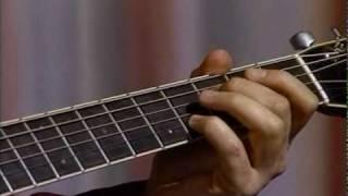 Stefan Grossman teaches a slow blues in C (part 2 of 2)