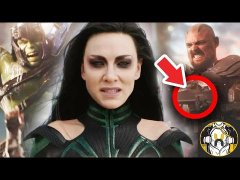 Thor: Ragnarok Teaser Trailer [HD] BREAKDOWN