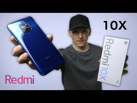 Redmi 10X - UNBOXING & REVIEW