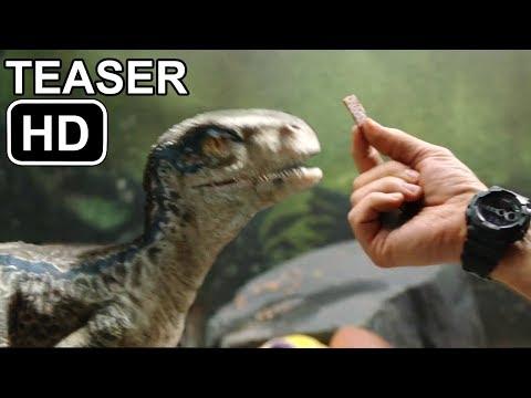 Download Youtube: JURASSIC WORLD 2 Teaser #3