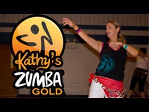 Zumba Gold- Moves Like Jagger