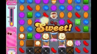 Candy Crush Saga - Level 1283 (3 star, No boosters)