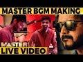 Anirudh's High Voltage⚡ BGM for Thalapathy Vijay | Master | Vijay Sethupathi | Lokesh Kanagaraj