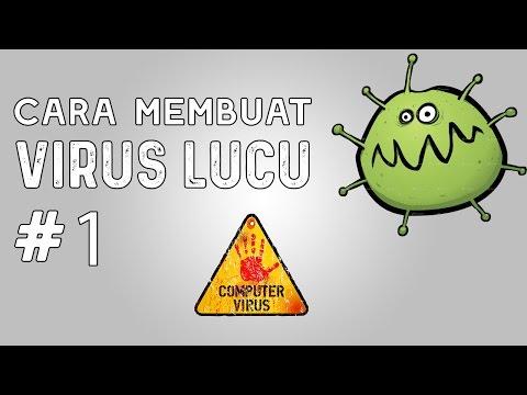 Membuat Virus Lucu #1 - Memberi Pesan dan PC Shutdown Otomatis
