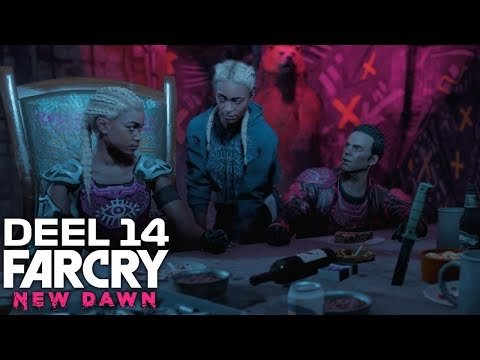 MEEDOEN AAN AUTO-RODEO! // FAR CRY: NEW DAWN #14 thumbnail
