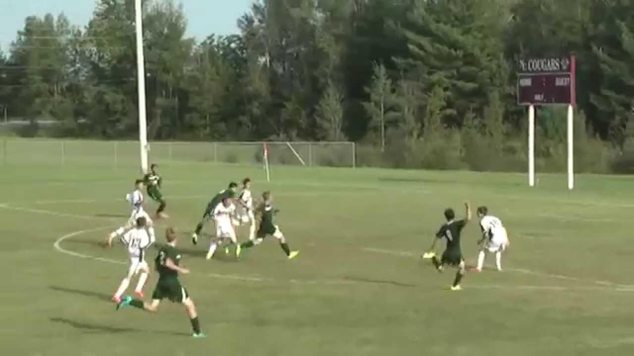 NAC - Franklin Academy JV Boys  9-1-15