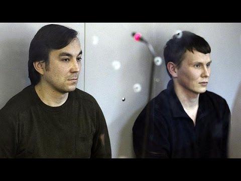 Ukrayna'da Tutuklu Bulunan Iki Rus Askerine 14 Yıl Hapis Cezası