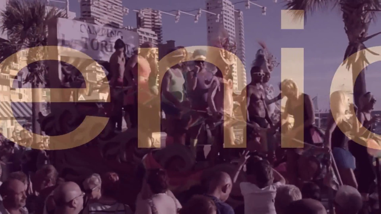 Gay Benidorm Pride Parade 2012 compilation