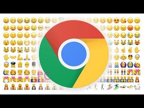2 Cara Memunculkan Opsi Emoji pada Browser Google Chrome