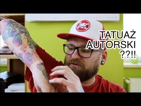 Tatuaż autorski oczekiwania vs. rzeczywistość | Projekt INK