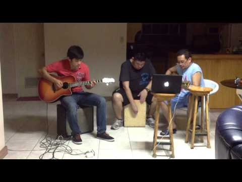 Shine by Collective Soul (Acoustic Cover)
