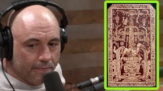Joe Rogan's Lunch with Erich von Däniken