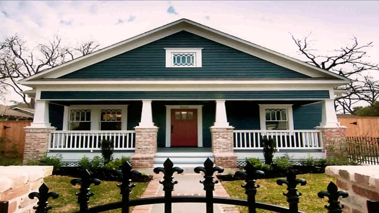 Craftsman Style House Interior Paint Colors | Brokeasshome.com
