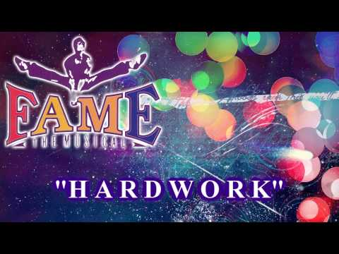 Fame: The Musical - Hard Work - Karaoke