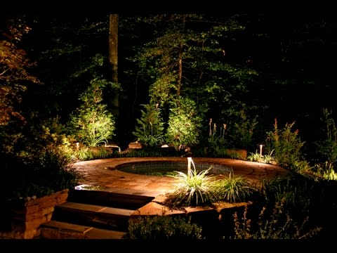 ultimate garden lighting ideas