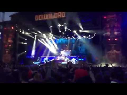 Slipknot - Psychosocial Live Download Festival 2015