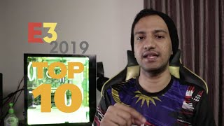 Top 10 E3 2019 Moment (Giveaway)