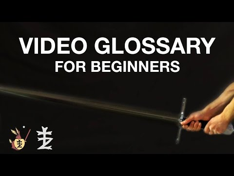 Video Glossary for Beginners