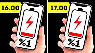 Telefonunuzun Şarjı %1'ken Neden Uzun Süre Dayanıyor?