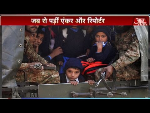 Peshawar Army School attack leaves reporters grappling with emotions