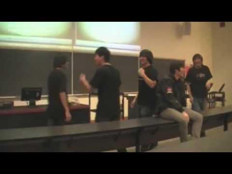 Brian Kang (JYP Trainee) Dance Cut