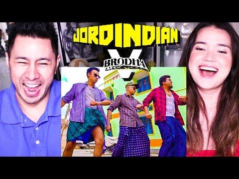 BRODHA V x JORDINDIAN | Vainko |  Music Video Reaction | Jaby Koay!