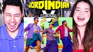 BRODHA V x JORDINDIAN | Vainko | Music Video Reaction | Jaby Koay!