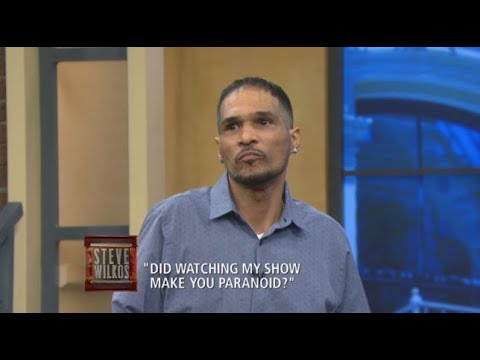 Juan Shocks Entire Audience (The Steve Wilkos Show)