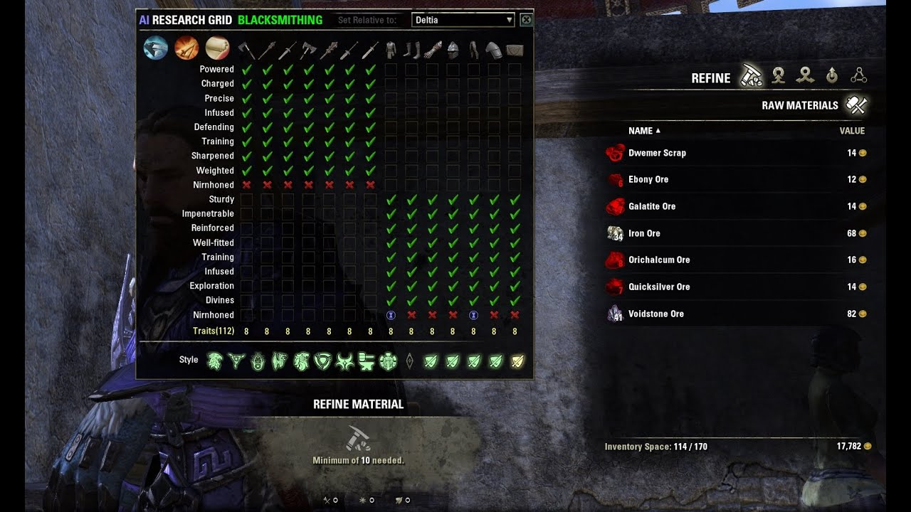 Eso Crafting Guide Alchemy