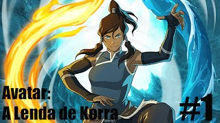 Avatar: A Lenda de Korra - Gameplay [PC] [PT-BR] 1° Fase!
