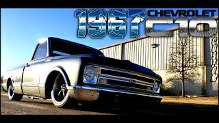 1967 Chevrolet C10 Custom Pickup FOR SALE