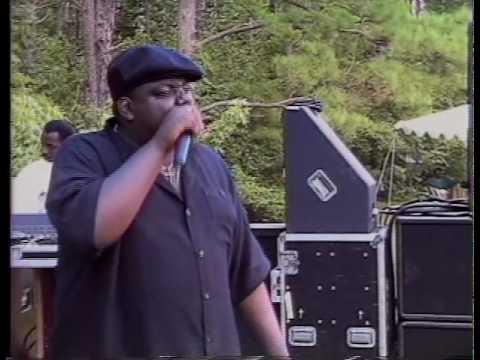 Notorious B.I.G Live Atlanta 1994