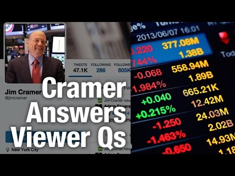 Jim Cramer: Stay Clear of 'Stressed' Stocks; Get Away From GoPro