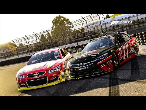 Save Ridiculous Race at Sonoma! | Forza Motorsport 6 | NASCAR Expansion Snapshots