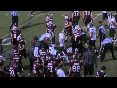 Frank Dougherty Football Highlights