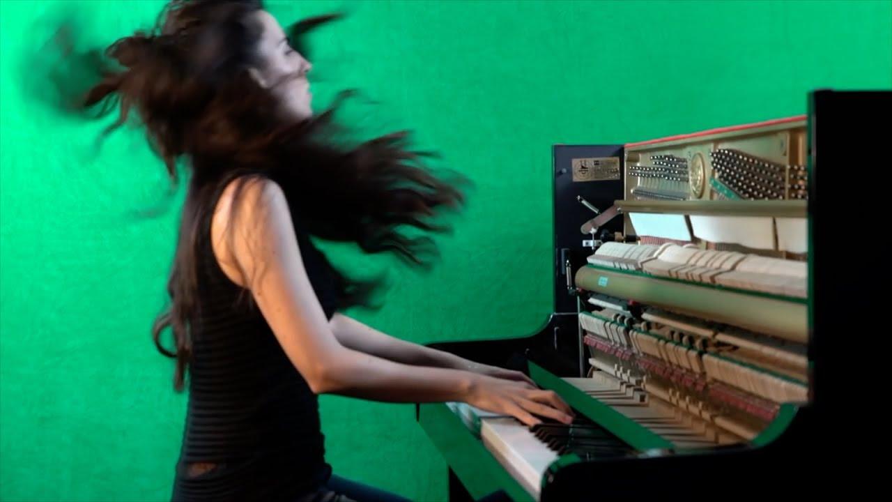 Beethoven Moonlight Sonata Fast Movement (Finale) - AyseDeniz