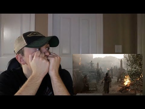 Game of Thrones S1E8 'The Pointy End' REACTION