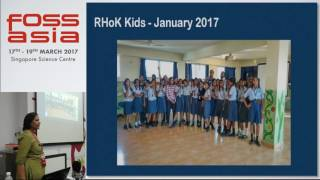 Random Hacks - Hacking for Humanity - Poornima Kannan - FOSSASIA Summit 2017