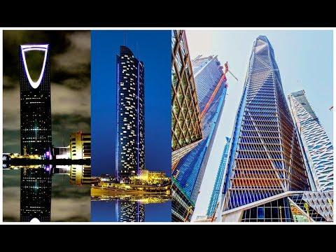Top 5 Tallest Buildings in kingdom of Saudi Arabia 2018
