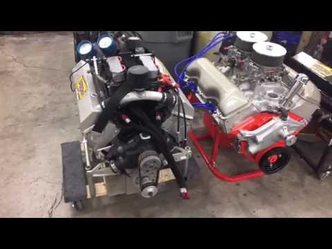 Racer Appreciation Week - Facebook Live Speedway Racing Engines Shop Tour