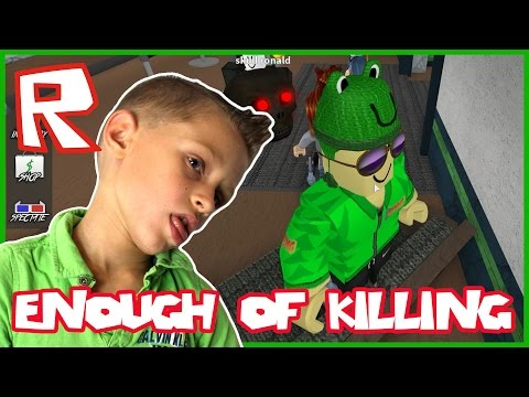 Murder Mystery 2 / I have Enough of this Game / Roblox