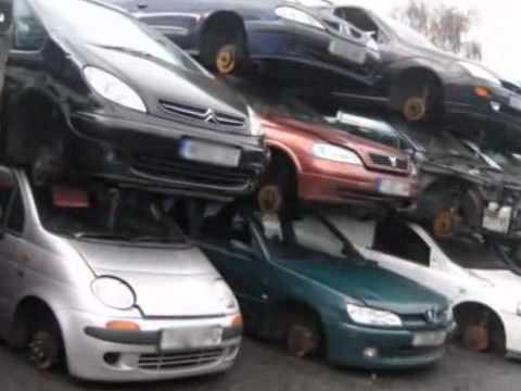 Scrap Metal Merchants - Birmingham Autobreak
