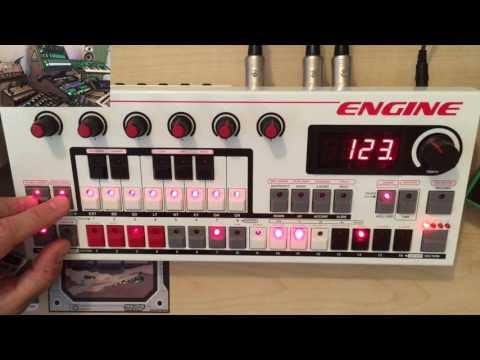 Social Entropy Engine - Sequencing Drums Tutorial