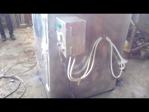 Fish  Oven Stainless made Manufactured  by Olifak tech Engineering machinery company Nigeria .