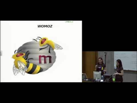 Image from How to build up a Python community and empower women