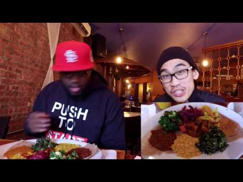 """SN2:EP7 """"Eating clean in Ethiopia"""" (NYC)"""