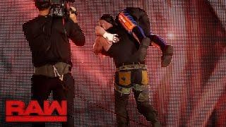 Braun Strowman brutalizes Curt Hawkins: Raw, Sept. 25, 2017